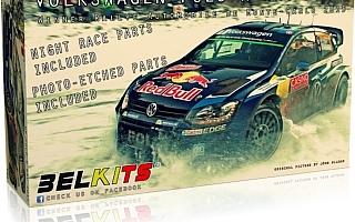 アオシマ、ベルキットの「1/24 フォルクスワーゲン・ポロR WRC 2015/2016モデル」を発売