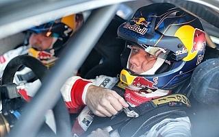 ローブがC3 WRCでグラベルテスト
