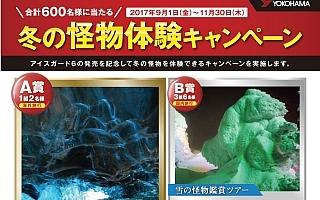 横浜ゴム、iceGUARD6発売記念でアイスランドツアーなどが当たる「冬の怪物体験キャンペーン」を実施