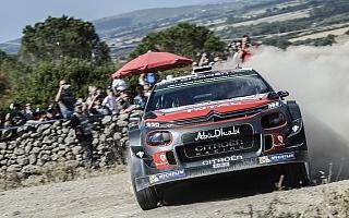 WRCスペイン:シトロエンはミーク、ルフェーブル、アル‐カシミで参戦へ