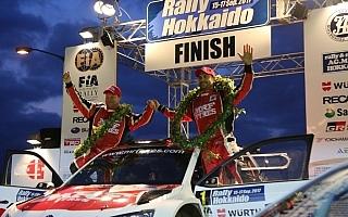 APRC北海道:ギルがラリー北海道2連覇、タイトル争いは最終戦へ