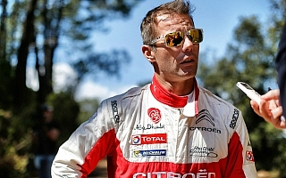 C3 WRCでグラベルテストのローブ、来季スポット参戦の可能性を示唆