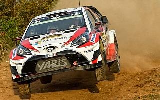 WRCスペイン:ヤリスWRCの最終調整を終えたラトバラ「優勝を目指す」