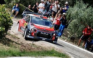 WRCスペイン:ミークが今季2勝目をマーク、オジエは次戦でタイトル確定の可能性