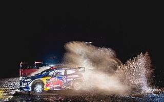 WRCラリーGB:SS1はオジエがトップタイム