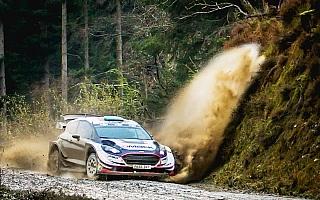 WRCラリーGB:オジエとMスポーツのタイトルが確定、エバンスが母国戦でWRC初勝利