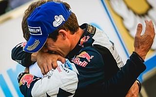WRCラリーGB:5連覇王者オジエ「なぜだか分からないが特別な、とても強い感情」ポスト会見