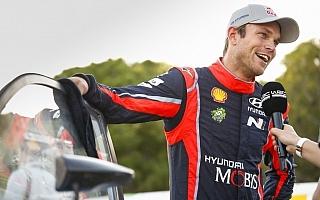 WRCスペイン:ミケルセン「ヒュンダイでのキャリアスタートとして最高」デイ1コメント集