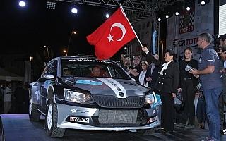 WRCトルコのオブザーブイベントが終了