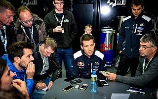 WRCラリーGB:オジエ「スタートから2位を狙うようなタイプじゃない」プレ会見