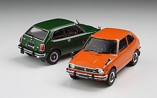 ハセガワ、初代シビックSB1やBMW 2002 turboのプラモデルを発売