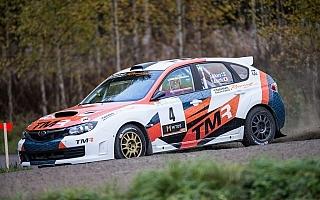 フィンランド選手権タンペレ:ニカラ/足立組はシリーズ3位でシーズンを終える