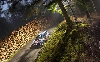 WRCラリーGB:今週末のWRC番組をまとめてチェック