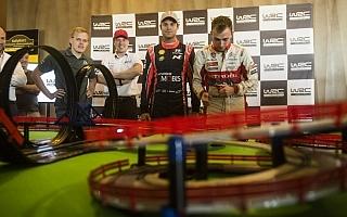 WRCスペイン:スロットカー部門はラトバラが優勝