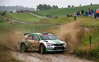 オーレ・クリスチャン・ベイビー、WRC GBにシュコダのワークスチームから参戦、チームは3台をエントリー