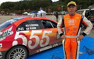 全日本ラリー高山【速報】ウエット残る難しいコンディションで福永修が初日トップ