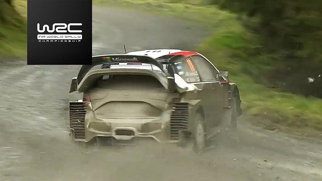 WRCラリーGB:ハンニネン無念のリタイア デイ3動画まとめ