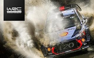 WRCラリーGB:エバンスが快走、デイ1-2動画まとめ