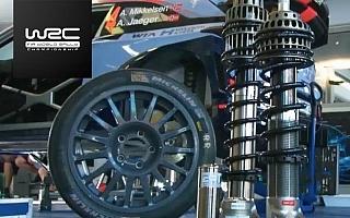 WRCスペイン:ヒュンダイi20クーペWRCに見るグラベルvsターマック仕様の違い