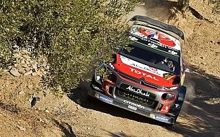シトロエン、WRCオーストラリア戦の布陣はミーク×ブリーン×ルフェーブル
