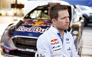 WRCオーストラリア:オジエ「99%は決めた」プレ会見