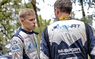 WRCオーストラリア:タナク「チームのためにポディウムに上がりたい」デイ2コメント集