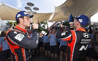 WRCオーストラリア:ヌービル「今はこの瞬間を楽しみたい」デイ3コメント集