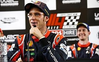 WRCオーストラリア:ヌービル「最終日朝の天気を見た時、プレッシャーを感じた」ポスト会見
