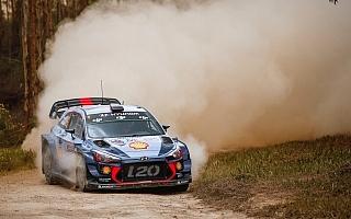 WRCオーストラリア:シェイクダウンはヌービルがトップタイム