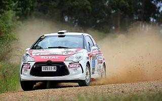 WRCオーストラリア:WRC初参戦のヤングが2WD部門優勝