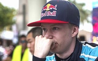 WRCオーストラリア:ロバンペラ「AP4とタイムを比較していく」WRC2プレ会見