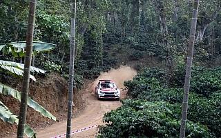 APRCインド:ベイビーSS2でマシントラブル、ギルが3度目のタイトルに大きく前進
