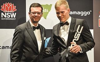 WRCガーラ:WRCオブザイヤーは2年連続でタナックが受賞