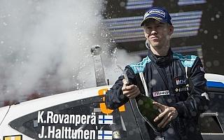 WRCオーストラリア:カッレ・ロバンペラ、史上最年少でWRC2優勝