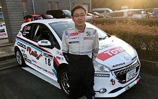 柳澤宏至、プジョー 208 GTiで最終戦新城に登場