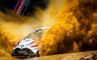 WRCオーストラリア:ラッピが総合6位フィニッシュ、ラトバラは最終SSでリタイア