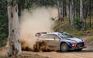 WRCオーストラリア:2日目を終えて総合首位はヌービル。20.1秒差でラトバラ
