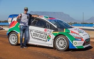 世界RX、今季の最終戦は初開催の南アフリカ