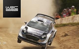 WRCオーストラリア:シェイクダウン動画まとめ