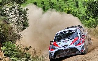WRCオーストラリア:2日目を終えて総合2位浮上のラトバラ「明日が楽しみ」