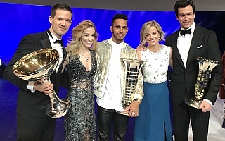 FIAが年間表彰式を開催、ラッピがアクション・オブ・ザ・イヤーを受賞