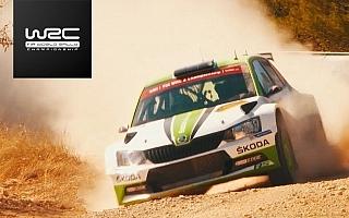 WRC2部門の2017シーズンを動画で振り返る