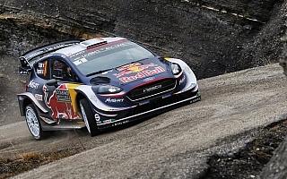 WRCモンテカルロ:競技2日目を終え首位オジエにタナックが迫る