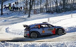 タイトル獲得宣言のヒュンダイ、WRCモンテカルロでロケットスタートを目指す