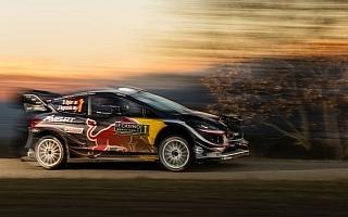 WRCモンテカルロ:初日はオジエが2SSを制しラリーをリード