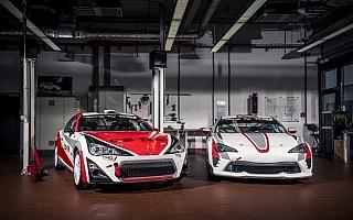ヨーロッパでTOYOTA GAZOO Racingトロフィーがスタート