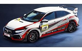 バースレーシングプロジェクトが新型シビック・タイプRで国内ラリーに参戦