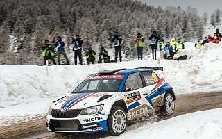 WRCモンテカルロ:WRC2はデイ2を終えてコペッキーがトップ