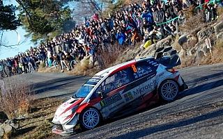 WRCモンテカルロ:トヨタが2-3フィニッシュ、2018シーズンを好スタート