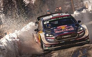 WRCモンテカルロ:3日目はオジエが首位堅持、トヨタは2-3-4